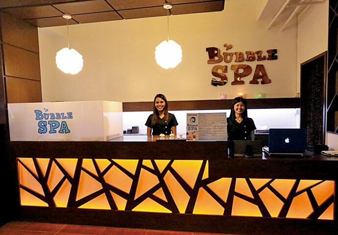 Best Massage Shop BUBBLE SPA
