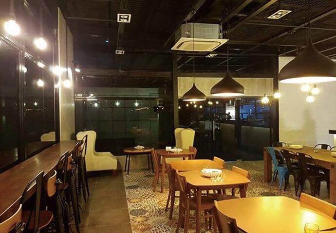 Smoque bistro + cafe and bar