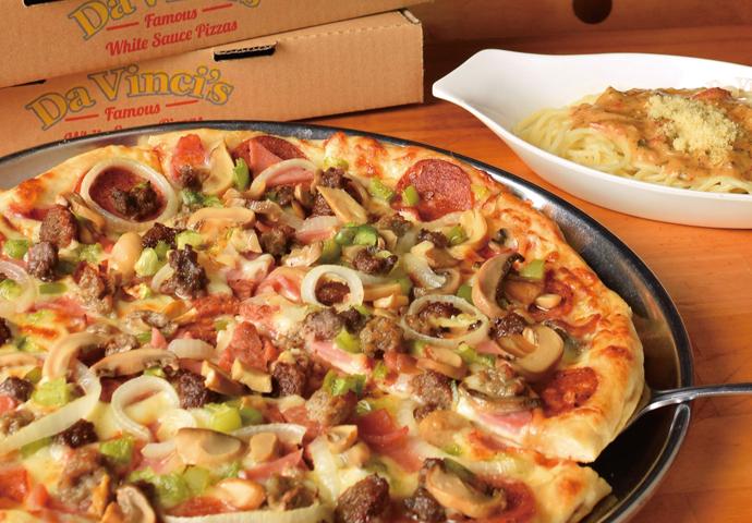 Da Vinci's Pizza
