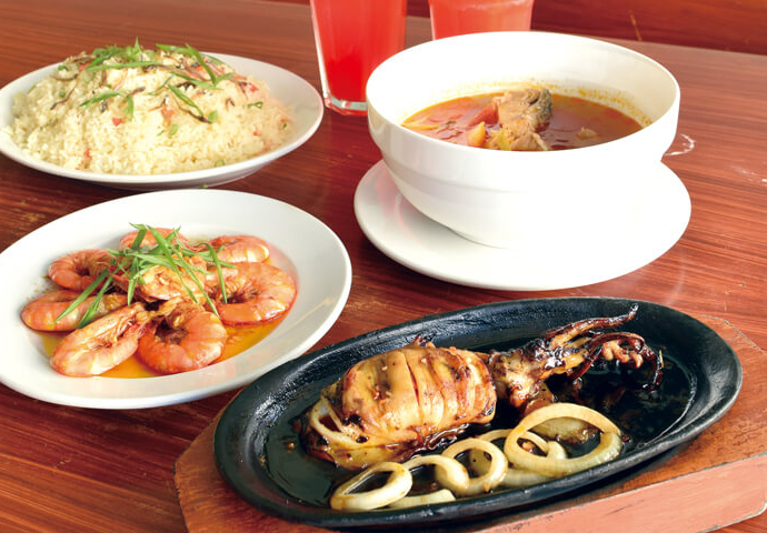 Luwag Native Seafood Grill