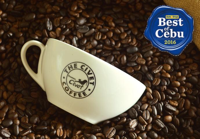 THE CIVET COFFEE Roasters