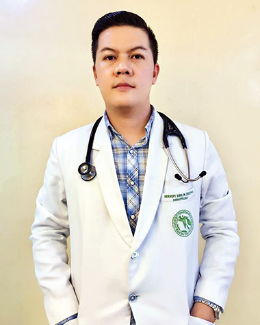 Dr. Herbert Ryan Cruz