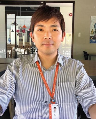 Roy Jeong