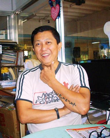 Mr. Loloi (Crisaldo Rendon)
