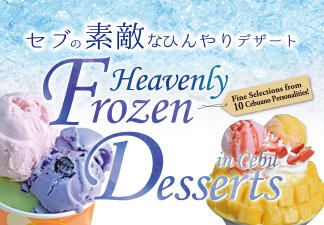 Heavenly Frozen Desserts in Cebu